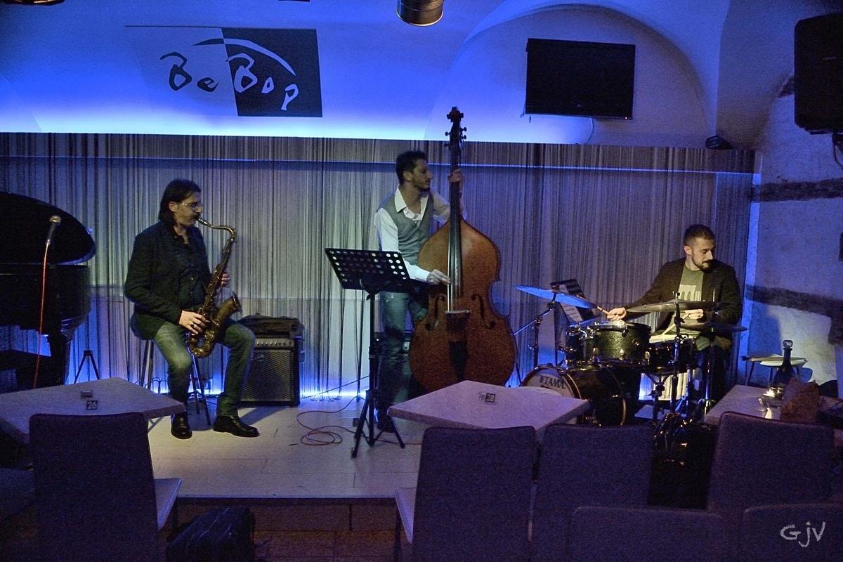Max Ionata Jazz Trio - BePop Jazz Club Roma