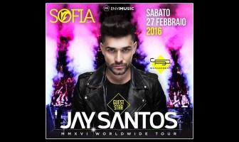 Jay Santos - Sofia Club Fondi