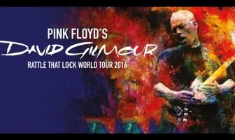 David Gilmour - Pink Floyd - Pompei
