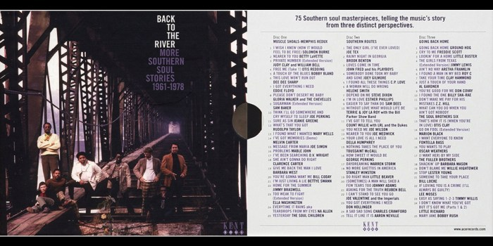 Back To The River - More Southern Soul Stories - 1961-1978