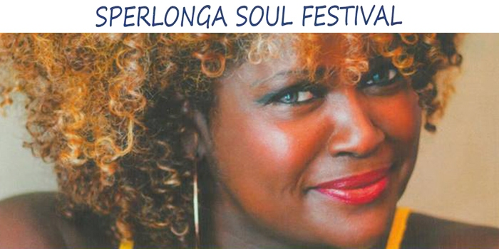 Lisa Hunt - Sperlonga Soul Festival 2017