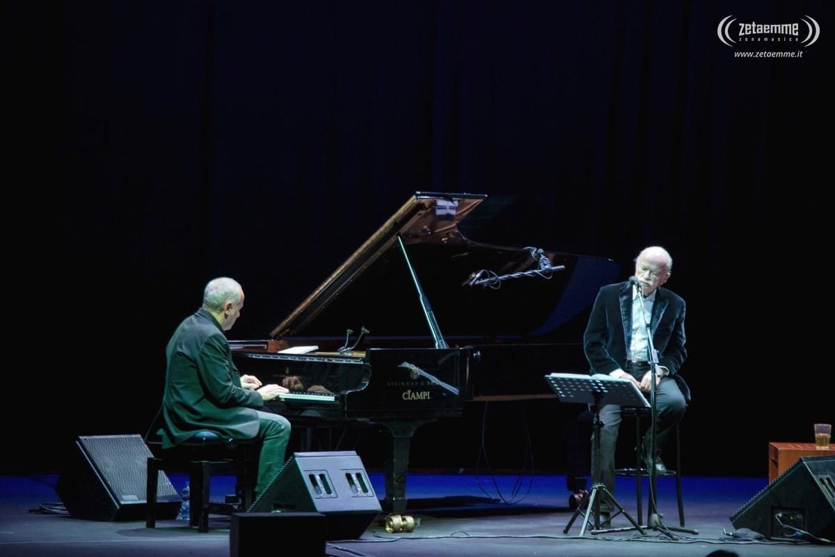 Gino Paoli e Danilo Rea - Auditorium Roma 2017