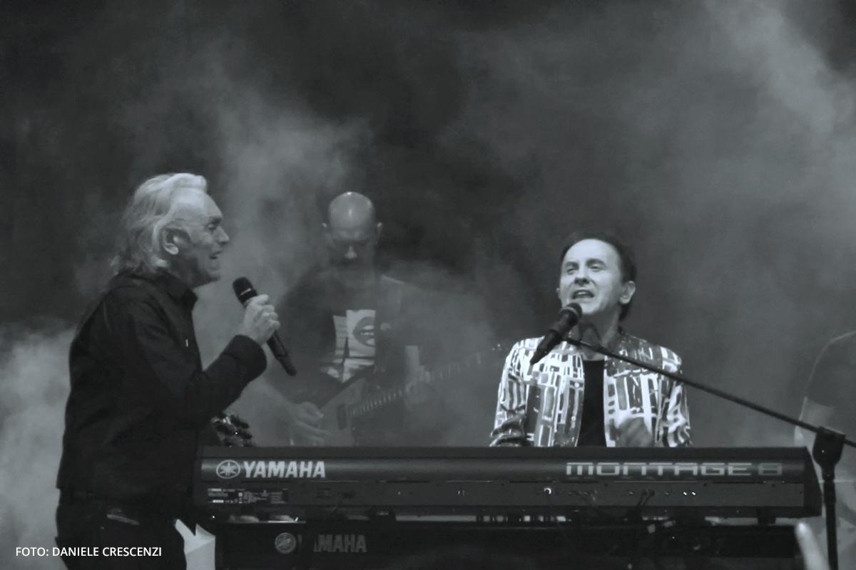 Riccardo Fogli e Roby Facchinetti - Pooh
