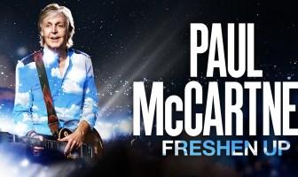 Paul McCartney - Freshen Up Tour