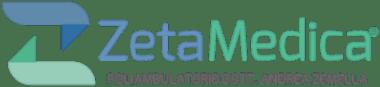 Zetamedica Poliambulatorio Dr Zemella Logo