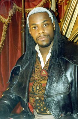 Patterson Joseph as the Marquis de Carabas