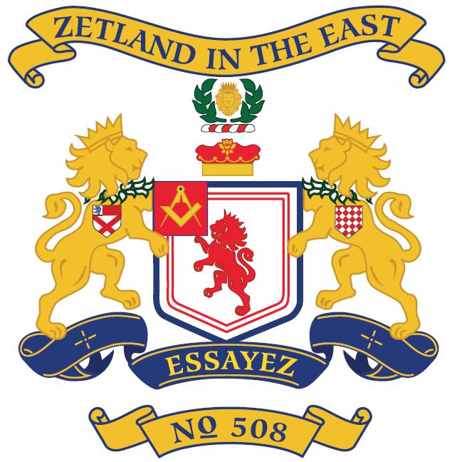 TZITEL- Coat of arms – White