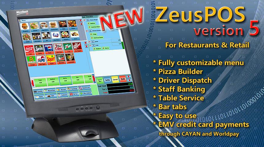 ZeusPOS 5 full version