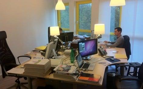 Bureau des Docks numériques à Dijon