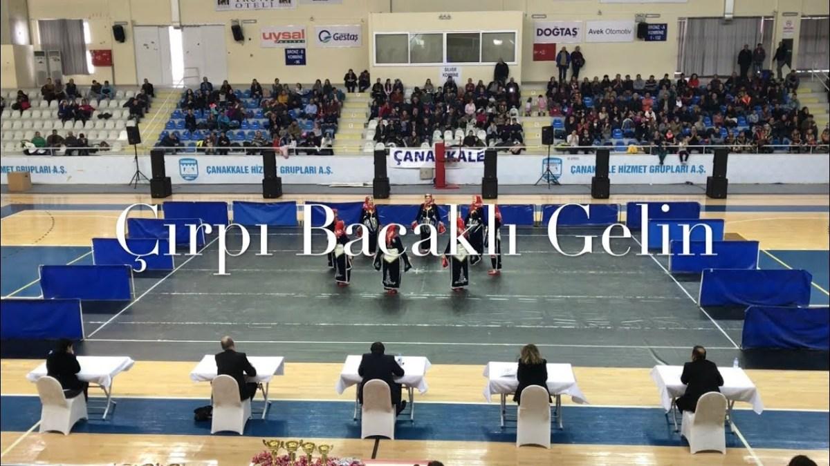 Düz Oyun (Çırpı Bacaklı Gelin) | Çanakkale Yöresi