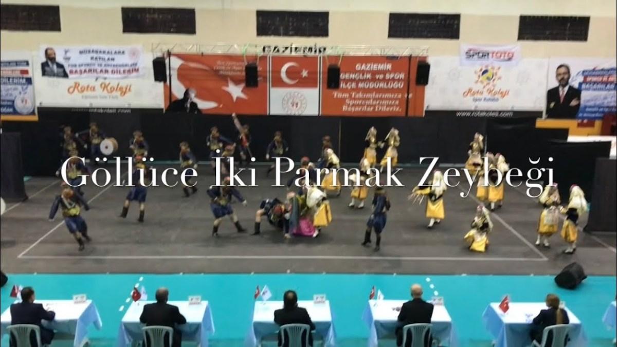 Göllüce İki Parmak Zeybeği | İzmir Yöresi