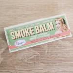 theBalm Smoke Balm Smokey Eye Palette 2 |Review + Swatches + Makeup Look