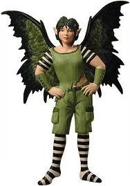 "Amy Brown's Fairy Diva ""Marcus"""