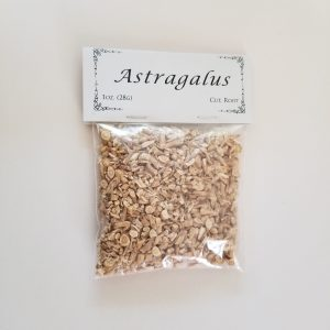 Asraglus root also known as astraglus membranaceus or Huang Qi, native to China and harvested after 4 years of plant growth. On of the best known herbs to enhance vital life energy or prana promoting longevity and good health. In magic it has been used for protection and energy. Light colored and slightly sweet with a nutty scent. 1oz in root cut and should be stored in an airtight container away from light, heat, and humidity for up to 3 years.