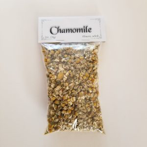 Chamomile (Matricaria recutita)is often used in spells of love and protection. It is also connected to the sun, water and masculine energy and could be used in rituals seeking to invoke these.