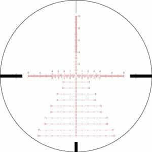 Vortex Optics STRIKE EAGLE? 5-25X56 FFP - EBR-7C (MRAD) Reticle (SE-52504) 2