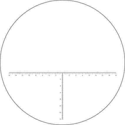 Vortex Optics VIPER? HD RETICLE EYEPIECE - Ranging (MRAD) Reticle (VS-85REM) 2