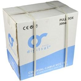 Kabel DIGITSAT Basic SCC 103 CCS, Pulbox 300m.