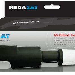 LNB Twin Megasat Multifeed 0,1 dB Ultra Cienki