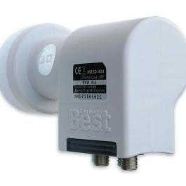 LNB Quad BEST HD3D 404 0,1dB