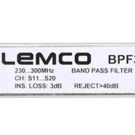 Filtr kanałowy LEMCO BPF3
