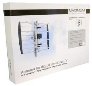 Maximum panelowa UHF 2 Grid - karton