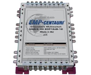 Multiswitch kaskadowy EMP-centauri MS9/9+20ECP17dB