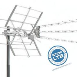 Antena kierunkowa FUBA DAT903 Combo UHF+VHF LTE