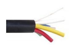 Kabel Koax GT-SAT 5w1 120dB CU RE-5xRG6CUB - 1m