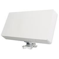 SelfSat H30D4 antena płaska - z LNB Quad