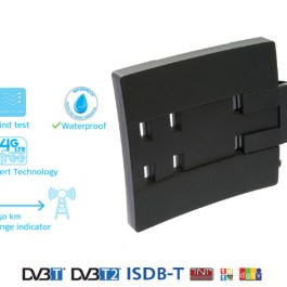 Antena Funke City 5.5 DVB-T/T2 (margon) 20szt