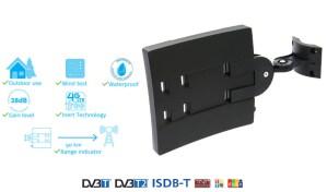 Antena Funke City 5.5 DVB-T/T2 (margon) 10szt