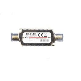 Filtr przeciwzakłóceniowy LTE GSM do DVB-T RE-FLTE