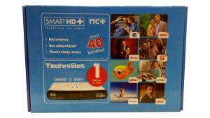 usługa SmartHD 1mc z Technisat ComboPlus CE HD