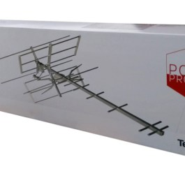 TechniYagi Dual M8a Combo VHF + UHF filtr LTE 6039