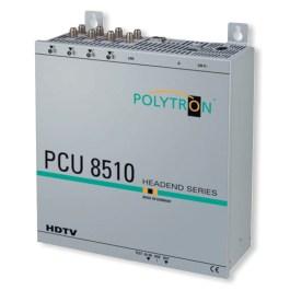 Stacja POLYTRON PCU 8510 8x DVB-S/S2 na 8x DVB-C