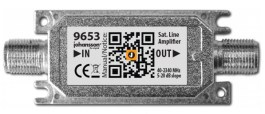 Wzmacniacz Sat 40-2340 MHz Johansson 9653 WideBand