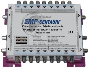 Multiswitch kaskadowy EMP-centauri MS9/9+6ECP10dB