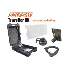 Selfsat TK30D antena płaska Traveler Kit