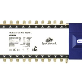Multiswitch Spacetronik Pro Series MS-0524PL 5/24