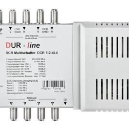 Multiswitch Unicable DUR-line SCR DCR 5-2-4-L4