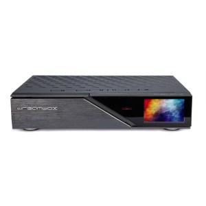 Dreambox DM920 UHD 4K Triple Tuner 2xS2X + 1xC/T2