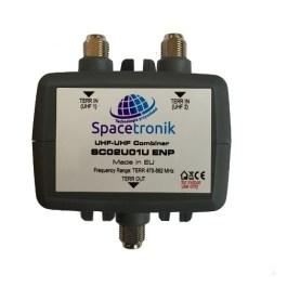 Sumator Spacetronik 2xDVB-T SC02U01U ENP