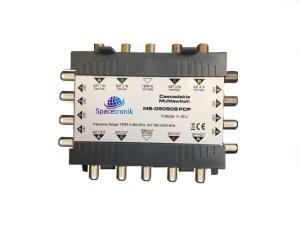 Multiswitch kaskada Spacetronik MS-050508 PCP 10dB