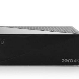VU+ Zero 4K Czarny