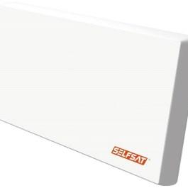 Selfsat - H22D4+ antena płaska - z LNB Quad