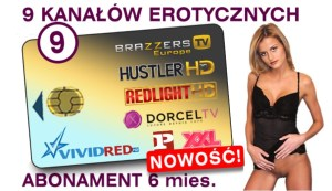 usł. dostępu do kan ELITE HD 9+ Stars 9ch/6m VCC6