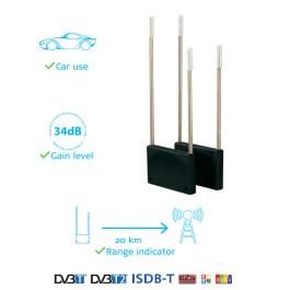 Anteny samochodowe Funke ADSC410 DVB-T/T2 4G LTE
