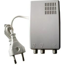 Wzmacniacz TV z zasilaczem 12V SPA-IV17U25X2 LTE
