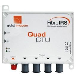GI-FibreIRS odbiornik optyczny Quad GTU Mark III
